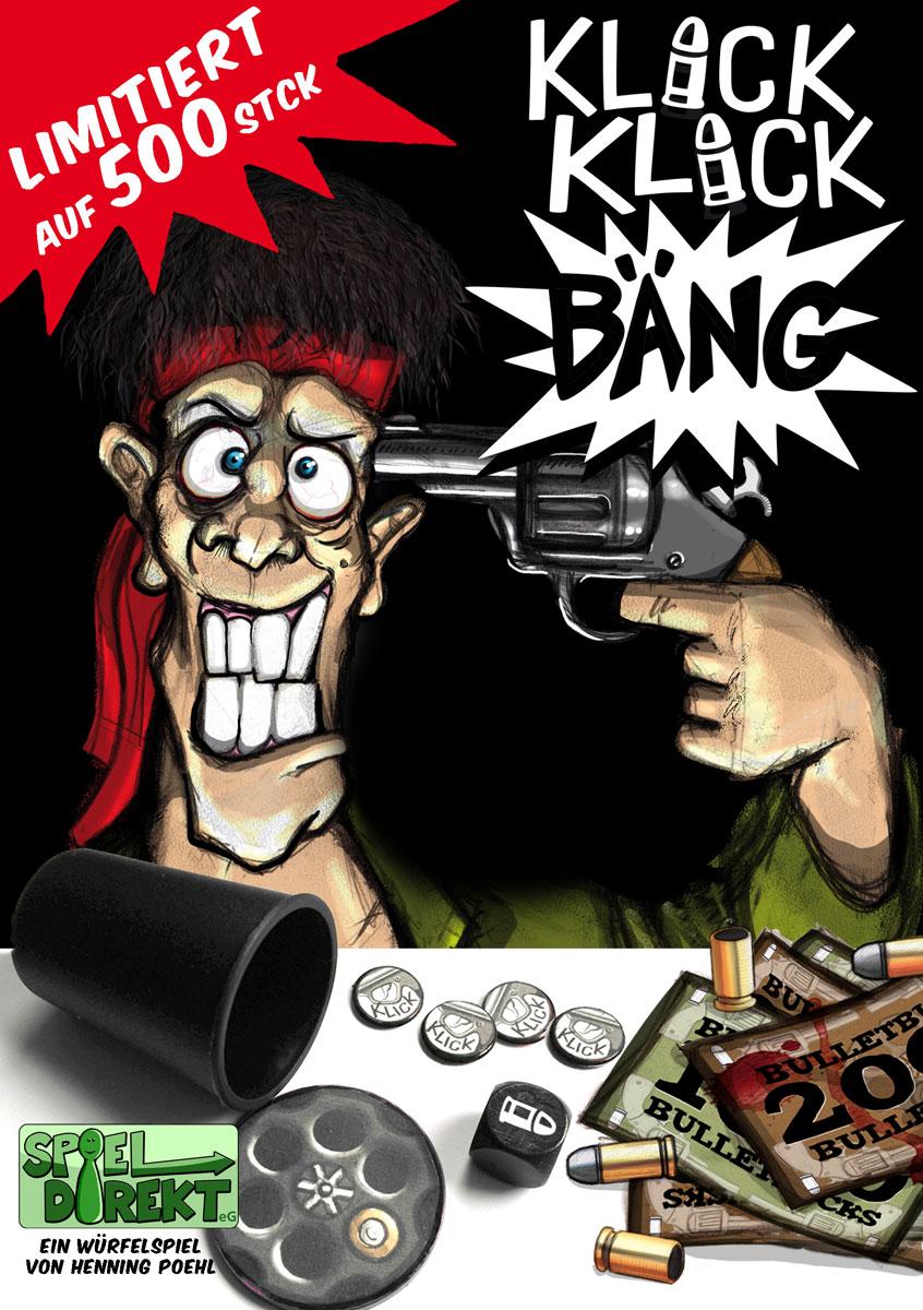 Click, Click, Bang! - NEW SPHINX GAME 2017