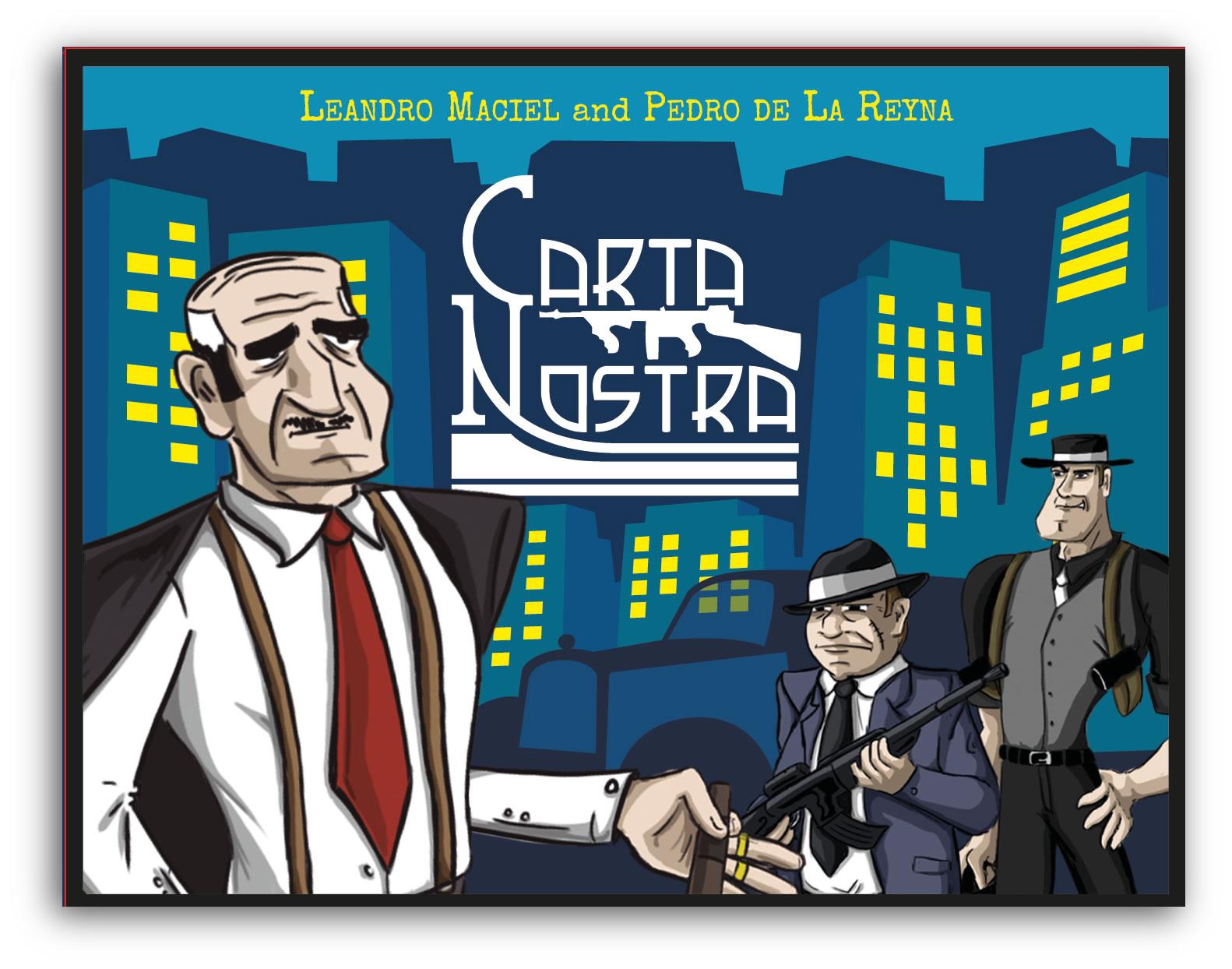 Carta Nostra - Vorbestellung zum Vorzugspreis - Erscheinungstermin 25.10.2018