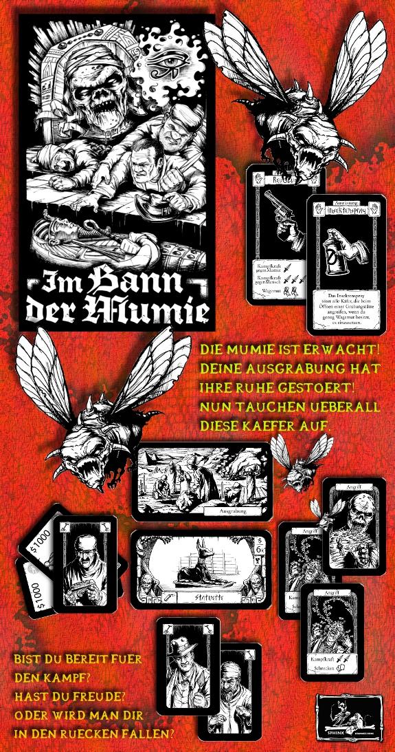 Im Bann der Mumie