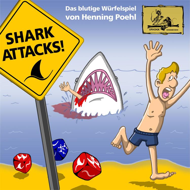 Shark Attacks - SWAN PANASIA EDITION 2014