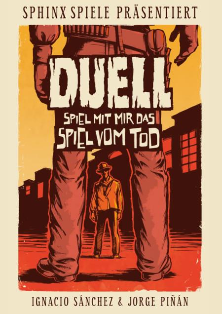 DUELL - Deutsch