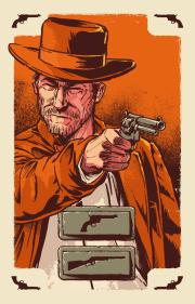 Actionkarte Colt
