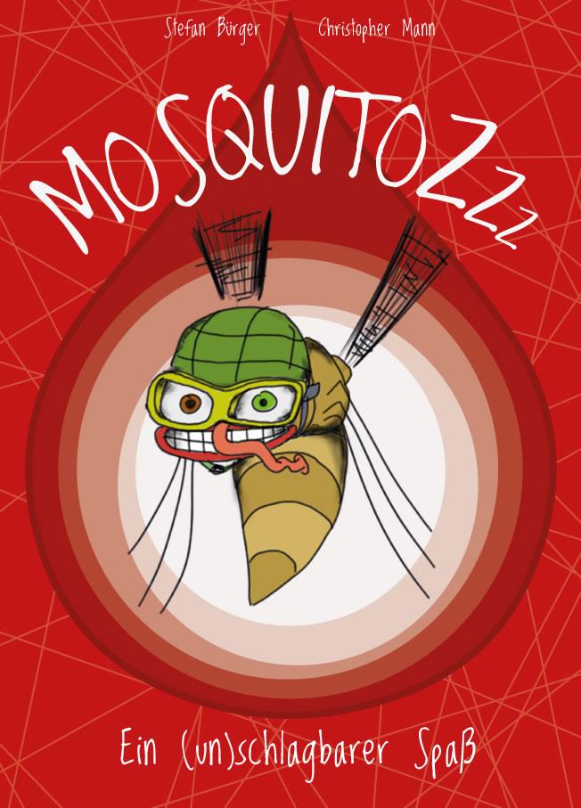 Mosquitozzz - Vorbestellung zum Vorzugspreis - Erscheinungstermin 25.10.2018